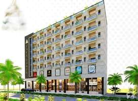 Flat Available For Sale In Zaitoon - New Lahore City