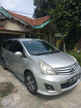Dijual Nissan Grand Livina HWS