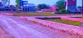 फैजाबाद रोड पर पूर्ण विकसित आवासीय प्लाट  तुरन्त कब्ज़ा तुरन्त रजिस्ट्