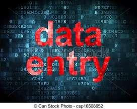 Data entry jobs /data entry operator