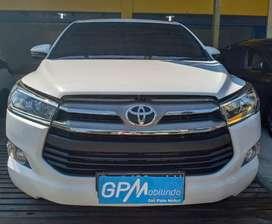 Toyota Inova 2019 kilometer rendah