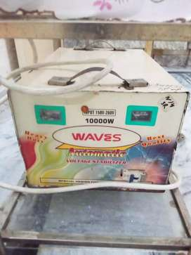 Automatic  voltage regulator 10000 watts in wah cantt