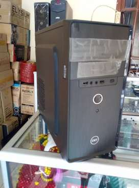 Pc rakitan core i3 2120/ram 4gb/hdd 500gb/casing&psu baru
