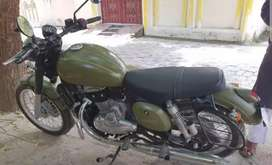 JAWA Forty Two Showroom Condition