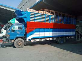 Goods transfer vehicles with Labour