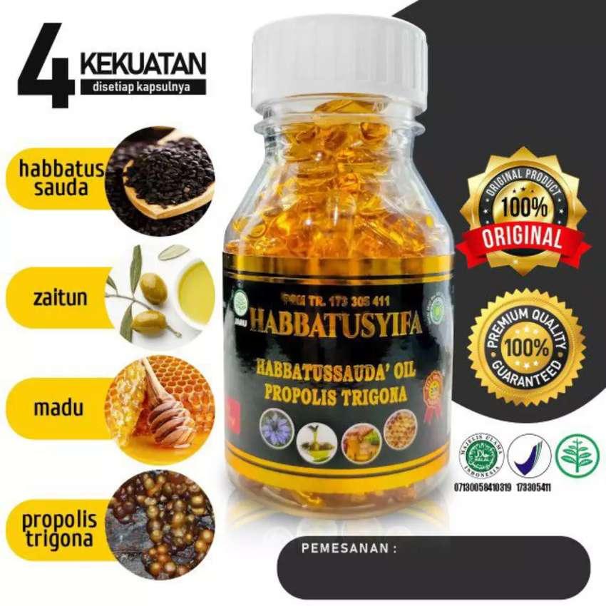 Habbatusyifa oil