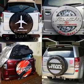 Cover/Sarung Ban TERIOS/rush/ESCUDO/crv/TARUNA Siap pasang neptunus  M