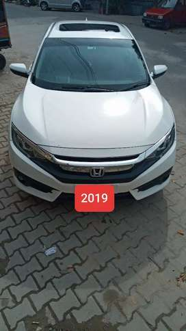 Honda Civic UG Full Options 2019