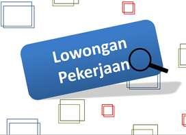 Admin, Sales Marketing, Accounting, Supir / Driver & serabutan