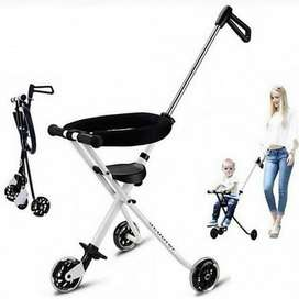Ezzy stroller 3 roda /kereta dorong baby/stroller lipat/stroller jogja