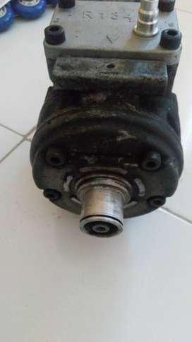 Jual kompressor AC toyota Soluna tipe 15A second minus