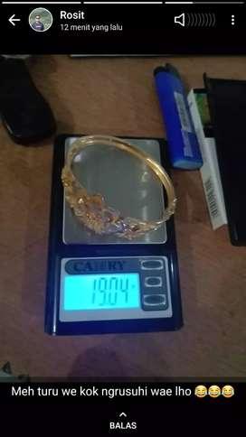Jual beli emas perhiasan
