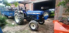 New Holland special edition 3630 top model 2015oct