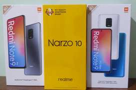 note 9 pro pro max narzo 10 available