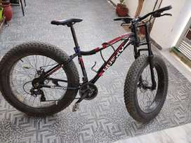 Fat bike good condsion