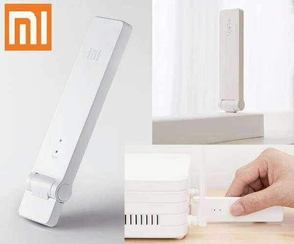 Repeater Xiaomi Wifi USB Amplify Range Extender 2 0