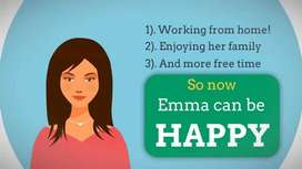 Hii friends are you searching offline jobs for your free time