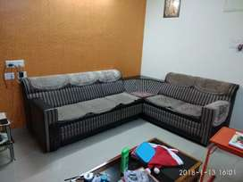 L Shape 3+2 Corner Sofa