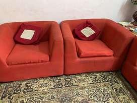 1+1+3 Sofa