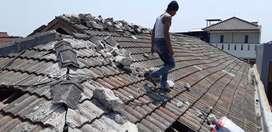 Tukang renovasi atap dan bangunan