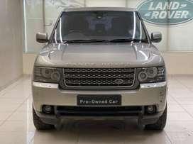 Land Rover Range 2012-2013 3.6 TDV8 Vogue SE Diesel, 2010, Diesel