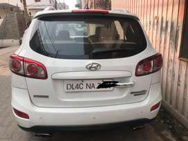 Hyundai Santa Fe 4 WD (AT), 2012, Diesel