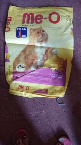 Cat food available