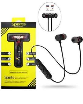 Wireless Earphones Magnetic Stereo Sound, High Quality Sound