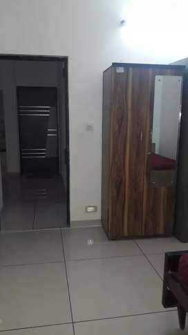 One room fully furnished for rent in Vadodara Central Mall Alkapuri