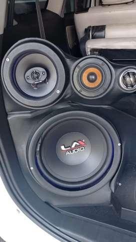 Audio mobil  full set