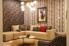 bahria heights furnished 1bedroom apartment for (sale) in bahria