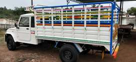 Bolora pickup truck body building company truck available
