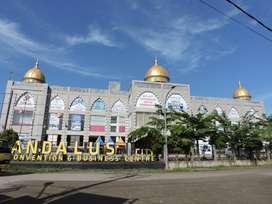 Disewakan Gedung Andalus Convention dan Bisnis Centre, Kota Cirebon