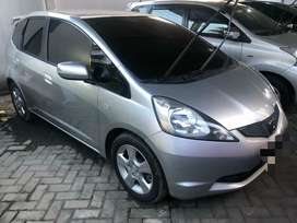 Honda Jazz S AT 2009 Silver Top Condition
