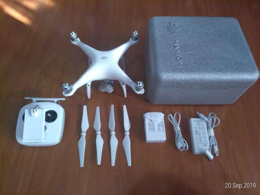 Dijual Cepat Drone DJI Phantom 4 0
