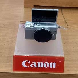 Kamera Mirrorless Canon EOSM100B / Kredit / Proses Cepat Tanpa Jaminan