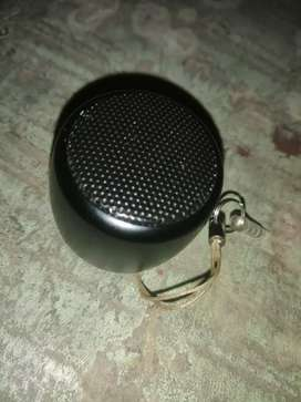 Want to sell my mini speaker ASAP..