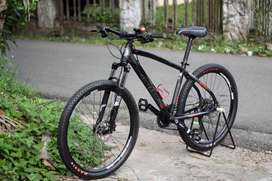 Sepeda Gunung MTB United Nucleus 5.00 Bekas Mantul!