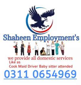 Shaheen employments agency is top agency in Lahore.