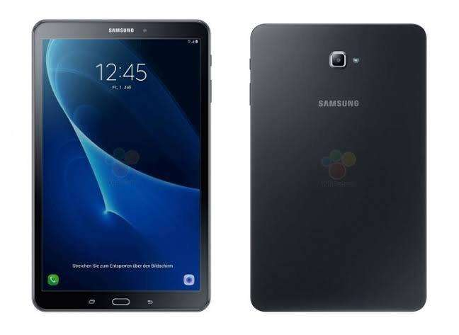 Samsung Galaxy Tab A6 7 inch 8GbSmt285 Sim Calling PTA non approved