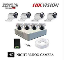 CCTV Camera Installation Packages