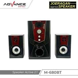 M680bt Speaker Aktif Bluetooth