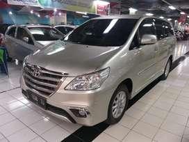 Toyota Innova V Diesel Matic 2014