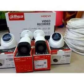 Cctv 4 kamera, kualitas pilihan