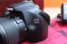 Canon EOS 1200D TWO DAYS USED FULL BOX