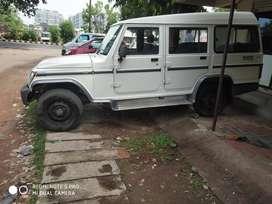 Mahindra Bolero XL 9 Str Non-AC, 2008, Diesel