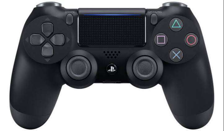 PS4 Wireless Controller Black 0