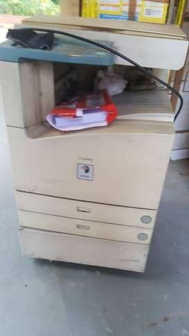 Photocopy machine, canon company, good condition and working