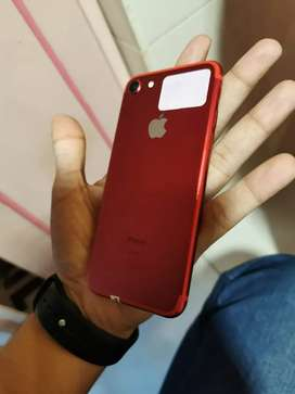 IPHONE 7 RED 256gb PTA Approved 9.5/10