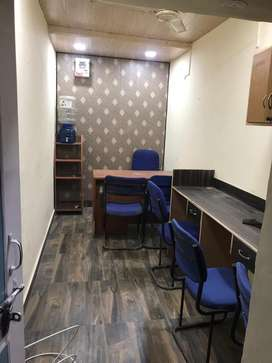 Small office on 80 feet main road